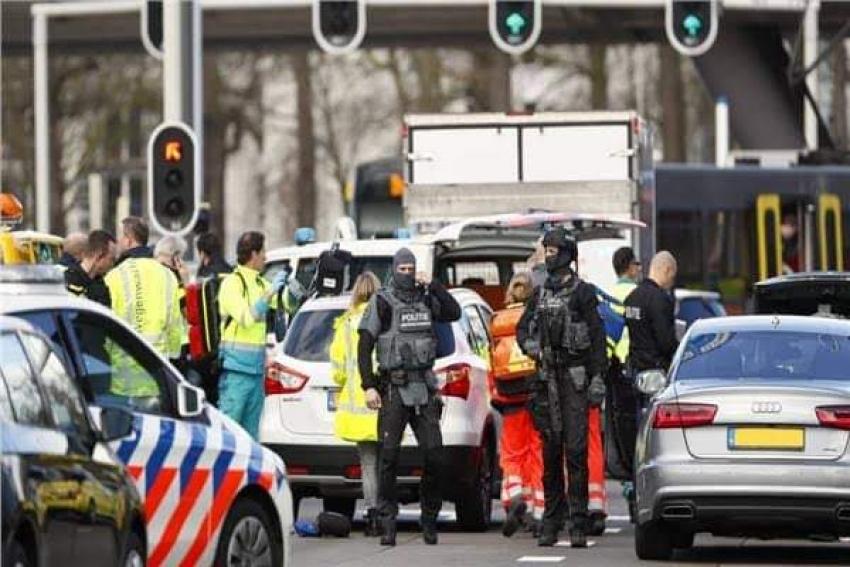 رئيس بلدية أوتريخت الهولندية : مقتل ثلاثة وإصابة تسعة في حادث إطلاق النار