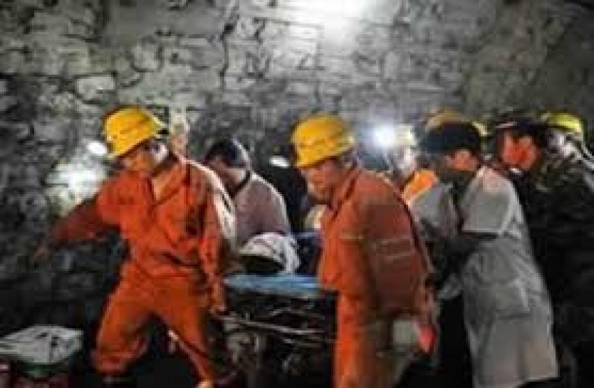مقتل سبعة وإصابة ثلاثة آخرين فى حادث بمنجم جنوب غربى الصين
