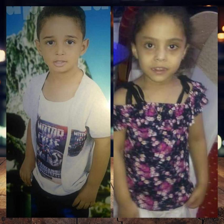 وفاة طفل وطفلة غرقا بإحدى بالوعات الصرف الصحي بمنطقة ٢٤ اكتوبر بالسويس