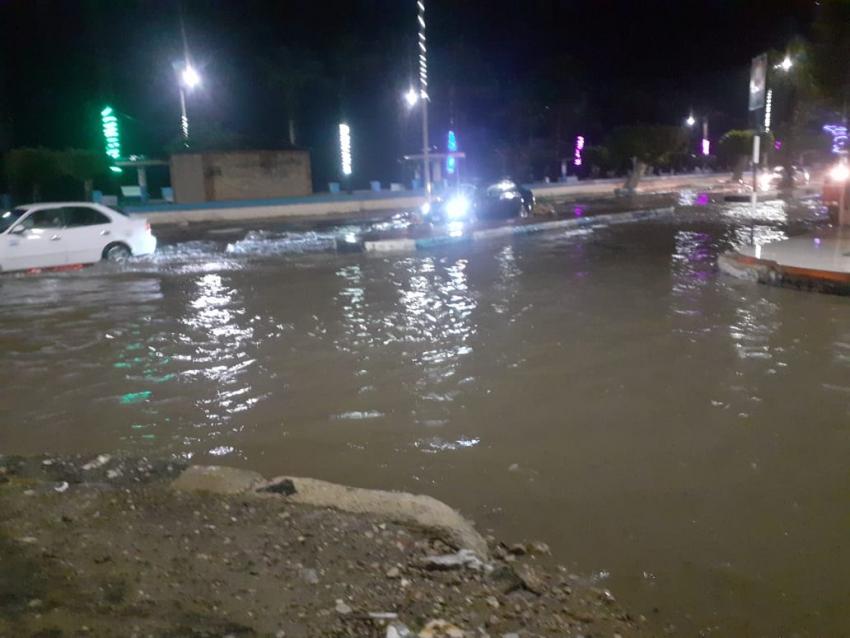 محافظ السويس يقرر غدا اجازة للمدارس بسبب سوء الأحوال الجوية