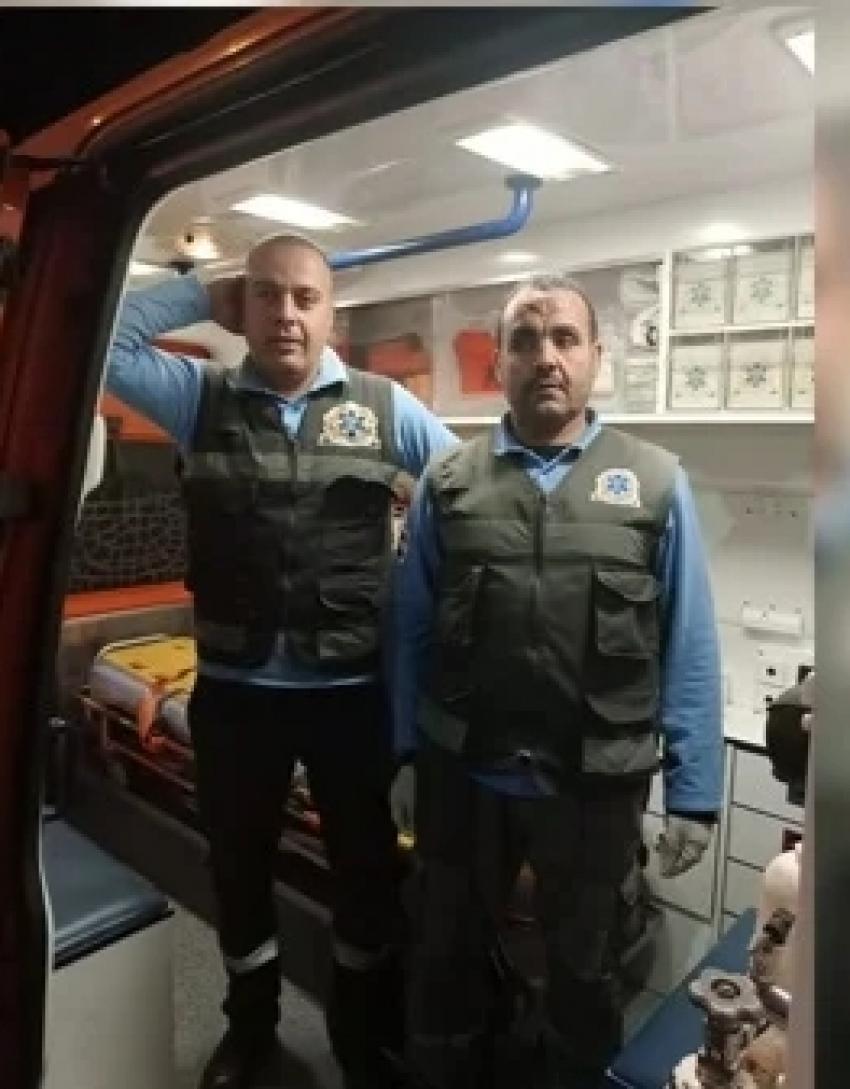 مسعف وسائق يسلم 392 ألف جنيه عثر عليها بجوار مصاب بطنطا