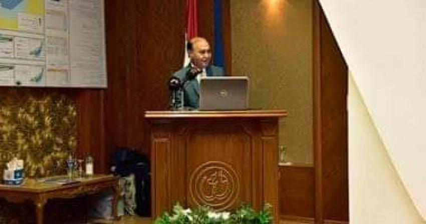 مهاب مميش: اقتصادية قناة السويس ستقود مصر نحو المنافسة العالمية