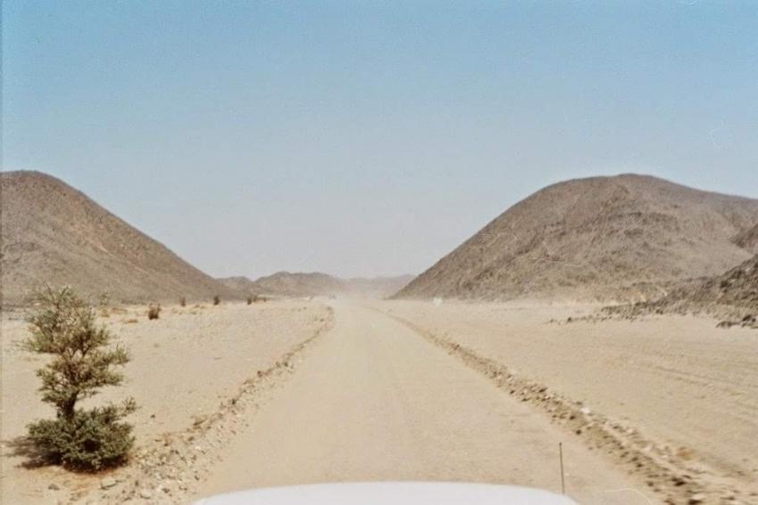اسرار وجمال الطبيعة فى مصر ( وادى العلاقى جنوب اسوان )