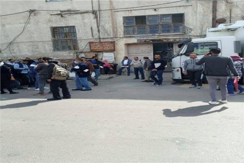 عزل 9 موظفين بمركز الجمرك المطور بميناء الإسكندرية بعد إصابة مستخلص بكورونا
