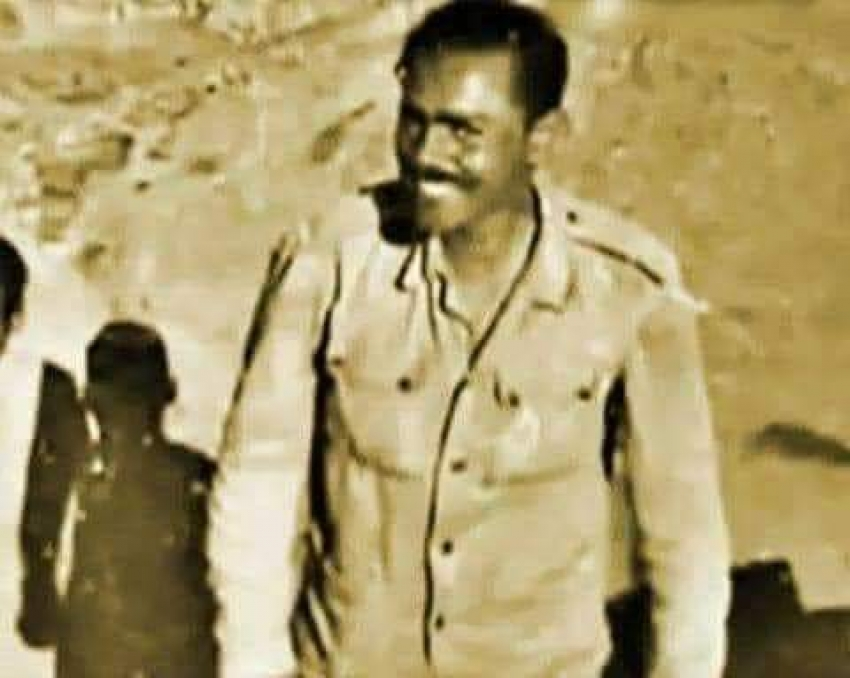 الشهيد العقيد ابراهيم عبدالتواب  بطل معركة كبريت