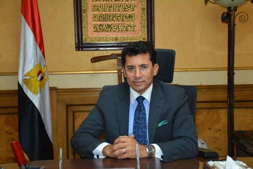 وزير الشباب والرياضة يوافق على دعم 77 مركز الشباب بمبلغ 815590 جنيه
