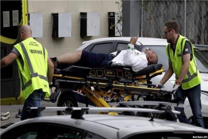 قتلى وجرحى في حادثي إطلاق النار على مسجدين بنيوزيلندا