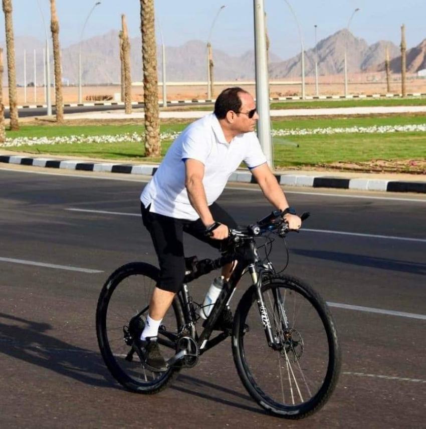 """وزير الرياضة يعلن غدا عن تفاصيل إنطلاق مبادرة """"دراجتك .. صحتك"""""""
