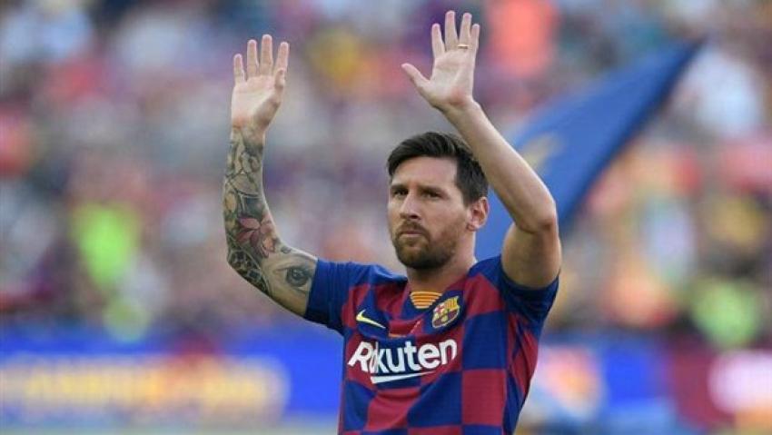 برشلونة يتجه لتخفيض راتب ميسي