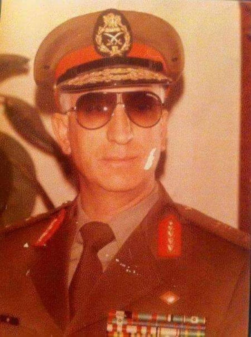 اليوم ذكري رحيل   اللواء ا.ح أحمد تحسين شنن  قائد اللواء 15 مدرع في حرب أكتوبر 73