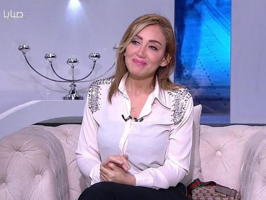 ريهام سعيد تعلن اعتزال الإعلام