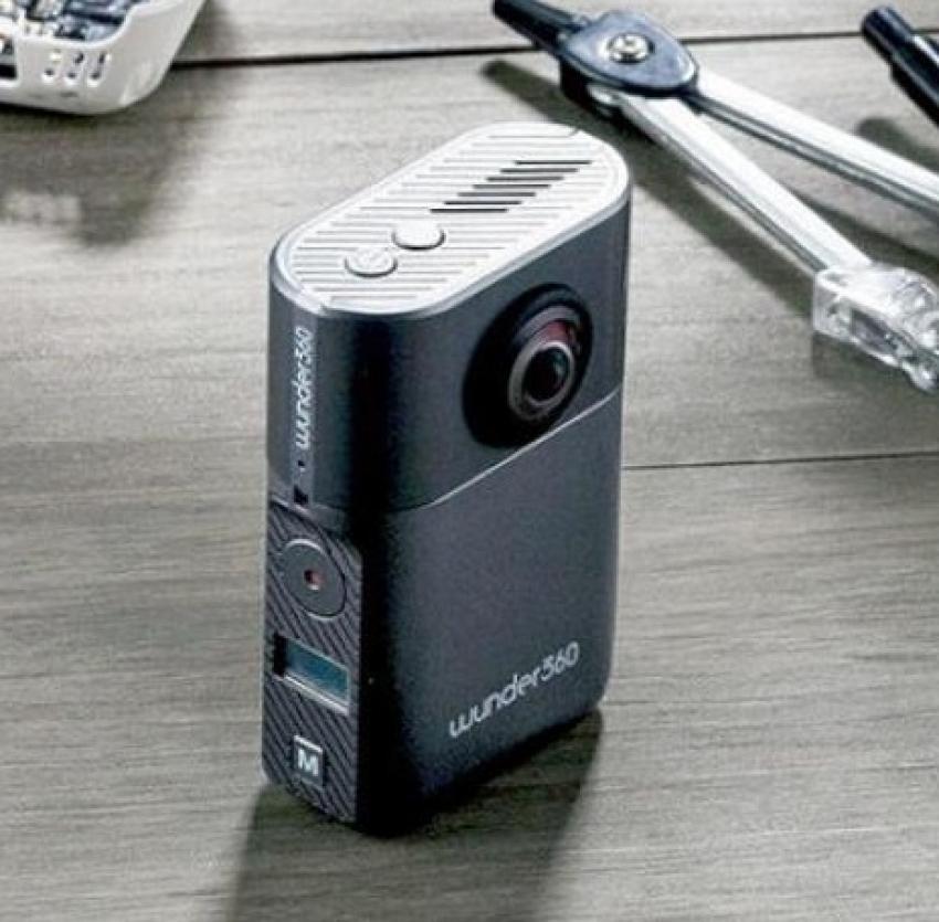كاميرا تجسيمية تعمل بدون تدخل من المستخدم