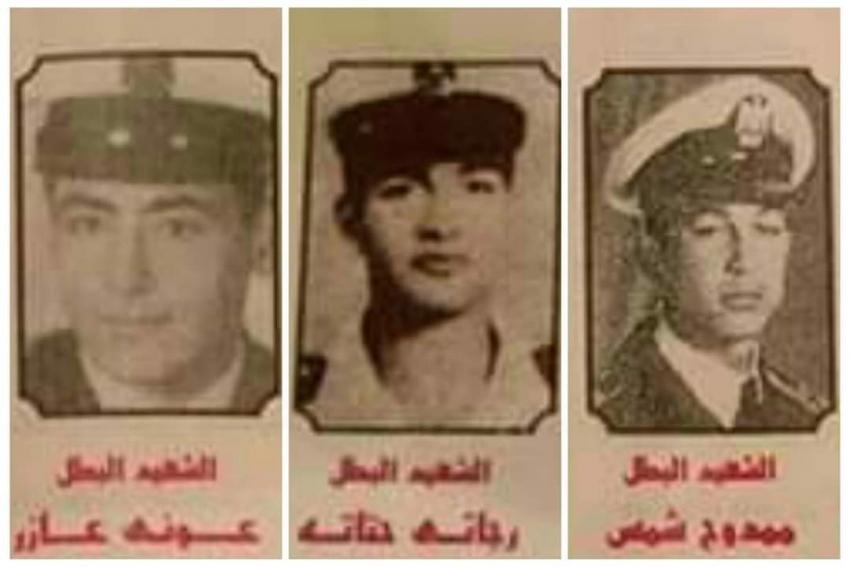 ذكري استشهاد أبطال لنشات الطوربيد بالقوات البحرية  أصحاب اول اشتباك مع  المدمرة ايلات