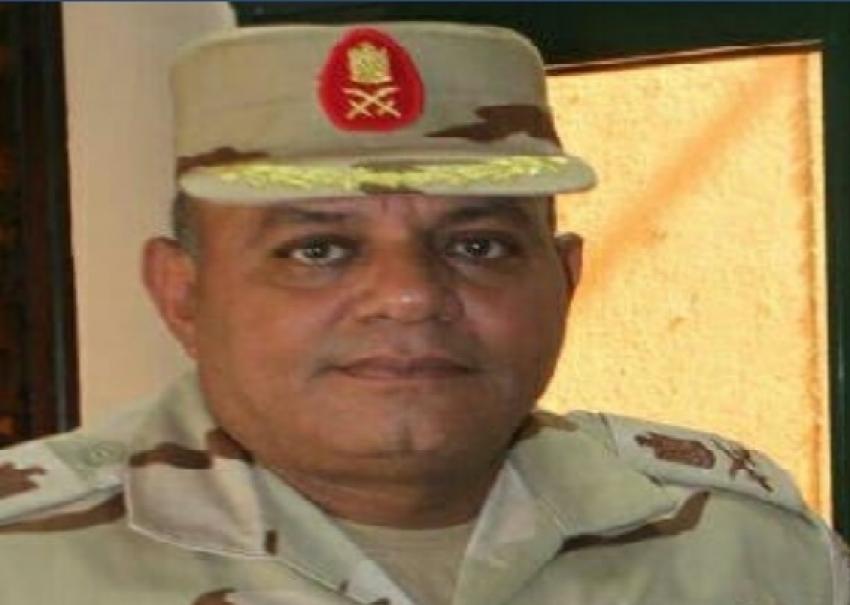 رفيق عرفات قائدا للجيش الثالث الميداني خلفا للدش