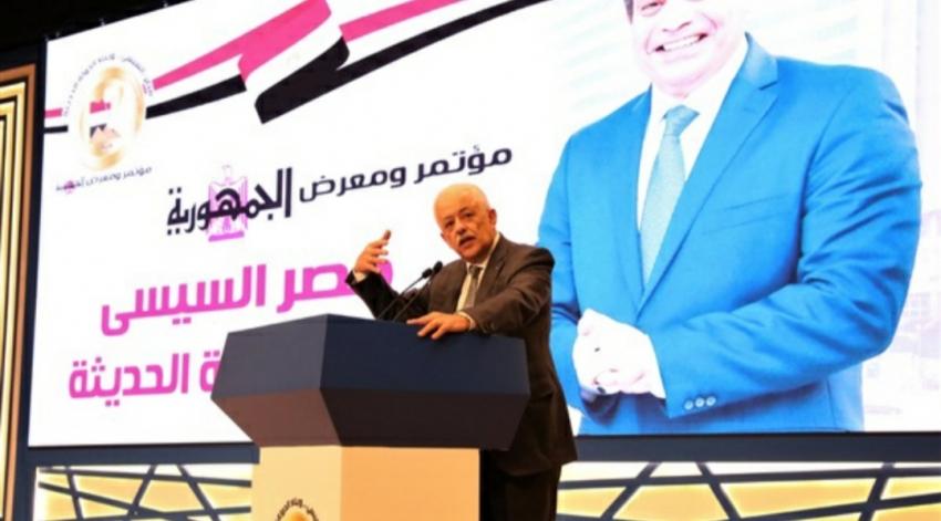 """"""" شوقي» يستعرض جهود تطوير التعليم عبر مؤتمر «مصر السيسي وبناء الدولة الحديثة»"""