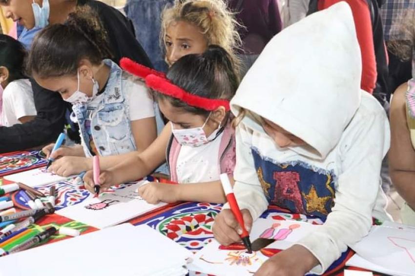 قصور الثقافة تبدأ لياليها الثقافية والفنية الرمضانية بسور القاهرة الشمالى