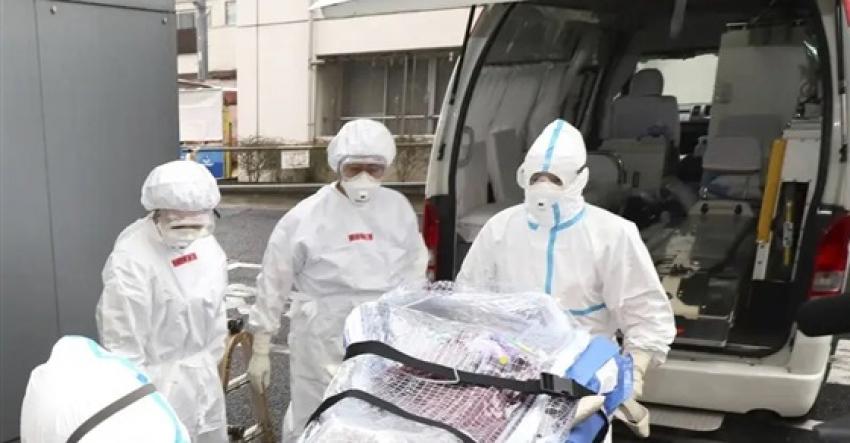 أمريكا تسجل 1169 حالة وفاة جديدة بفيروس كورونا خلال 24 ساعة