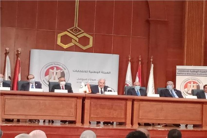 الهيئة الوطنية: إجراء الانتخابات بالداخل السبت والأحد 24 و25 أكتوبر