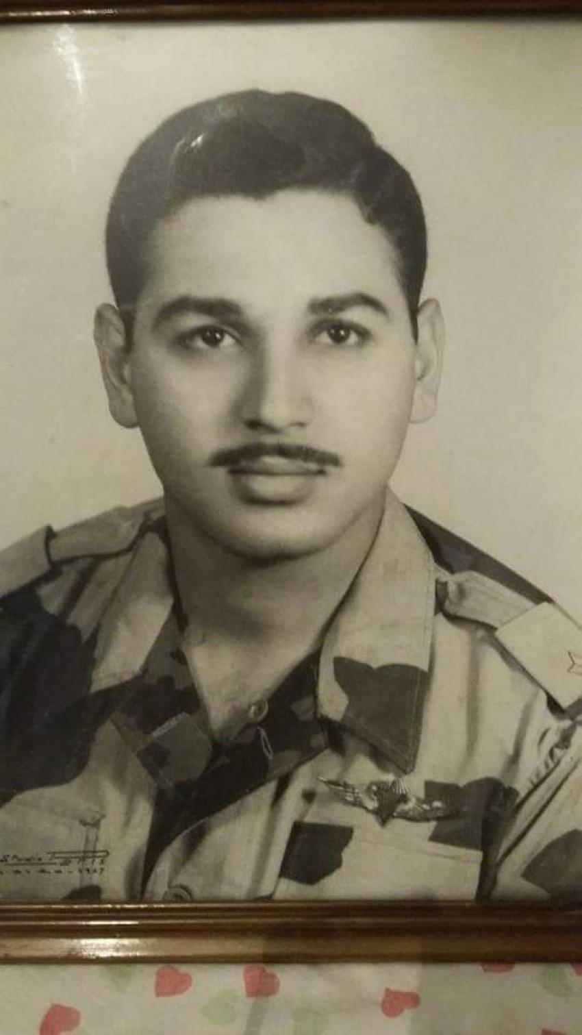 اللواء محمد وئام سالم  أحد ابطال سلاح الصاعقة و المجموعة 39 قتال  بحرب الاستنزاف و نصر اكتوبر 1973   ا