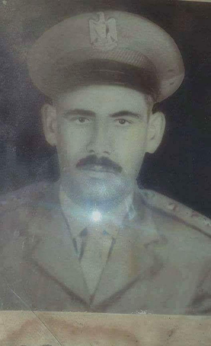 في ذكري 5 يونيو 67  كانت هناك بطولات خالدة  وأبطال عظام : الشهيد نقيب احمد محمد عيد القادر