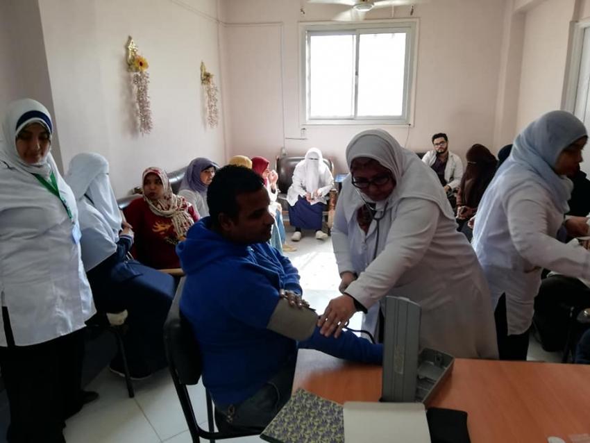 إدارة عتاقة الصحية تنتهي من تدريب الفريق الطبي والإداري المشارك في مبادرة 100مليون صحة .