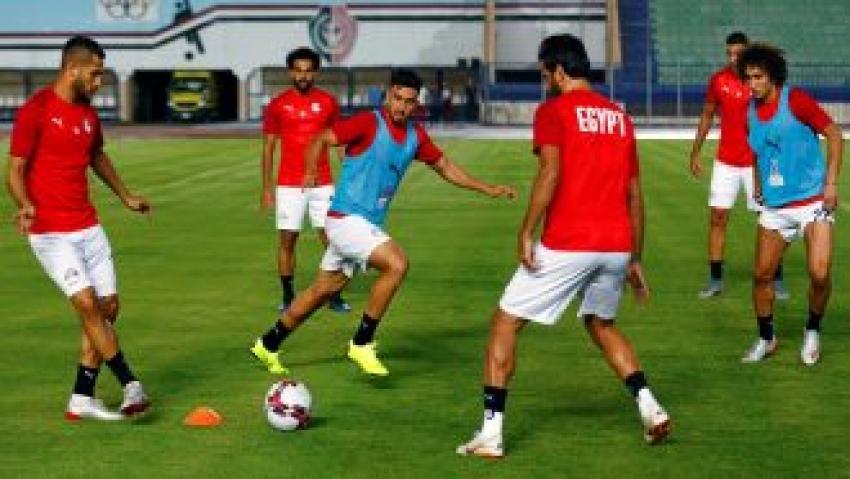 تشكيل منتخب مصر أمام الكونغو