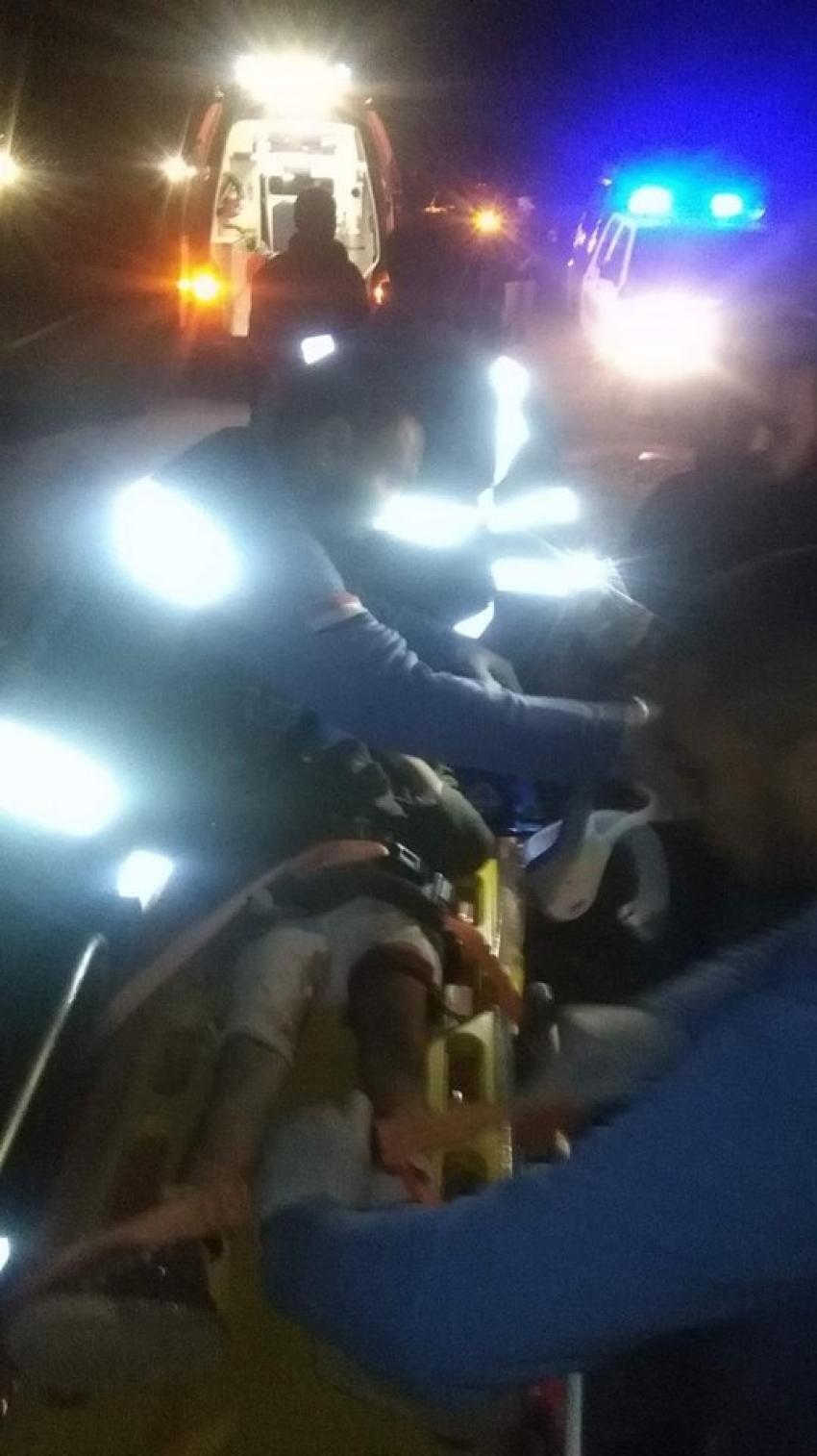 مصرع شخص وإصابة 11 في تصادم سيارتين على طريق السويس -القاهرة