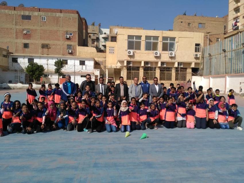 خشانة يدعم مشروع ال 500 لاعب للارتقاء بكرة اليد بالسويس ويعلن تبنيه للمبادرة