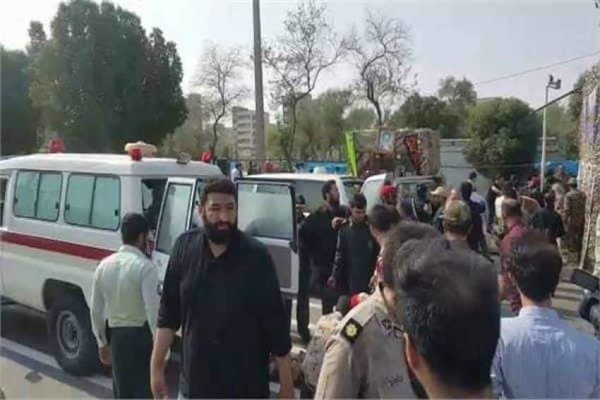 ارتفاع حصيلة الهجوم على العرض العسكري الإيراني إلى 29 قتيلاً