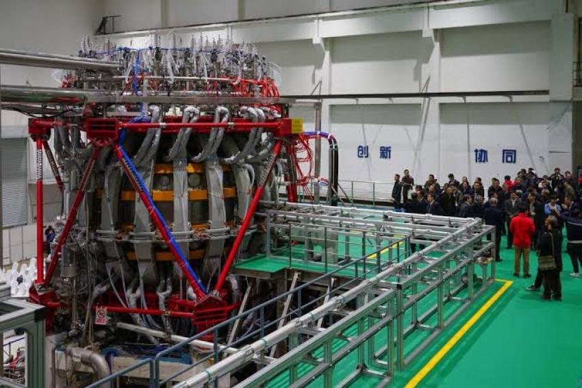 الصين تتمكن من انشاء شمس اصطناعيه