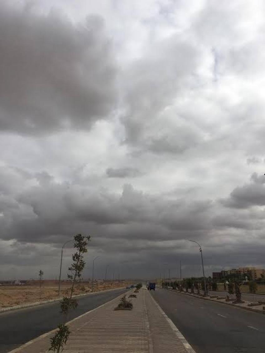 «الأرصاد»: .احذروا طقسا سيئا وأمطارا غزيرة