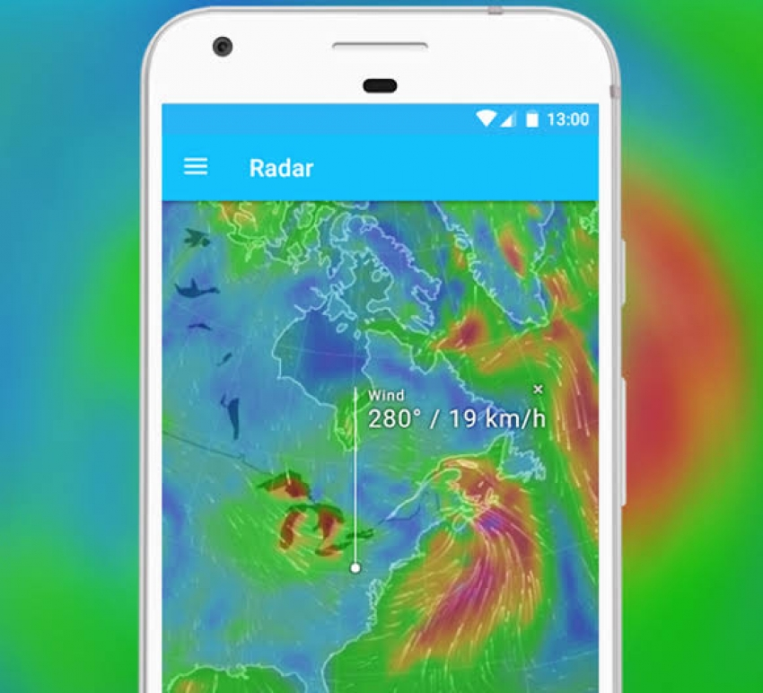 5 تطبيقات تساعدك على متابعة الأحوال الجوية لحظة بلحظة