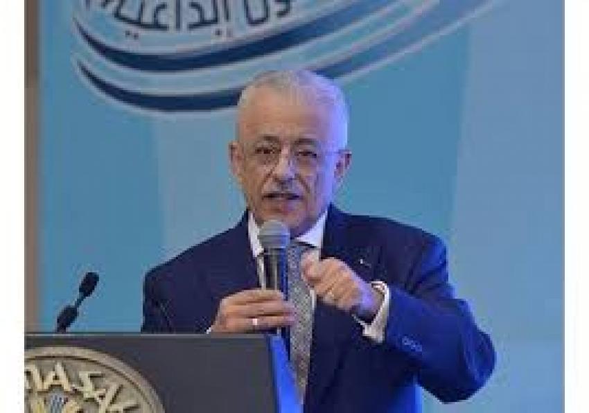 وزير التعليم يكشف موعد الانتهاء من منظومة تابلت الثانوية