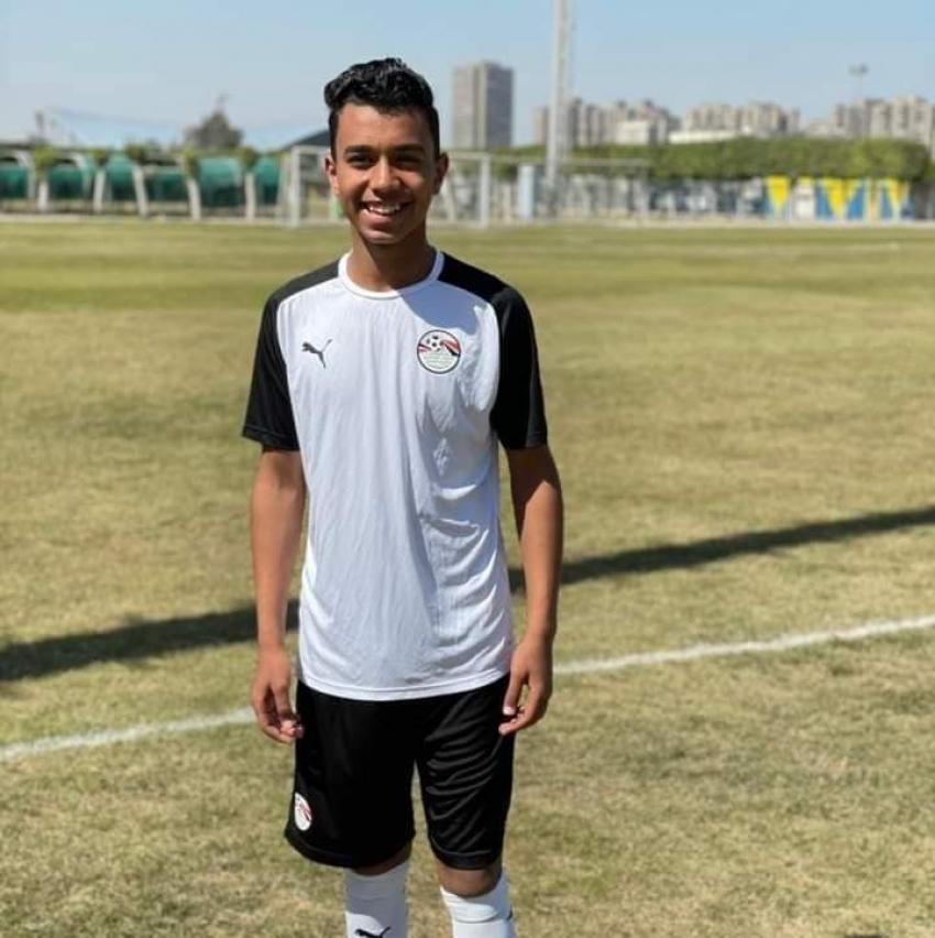 «نجم جاسكو السويس» ينضم لصفوف المنتخب الوطنى لكرة القدم للناشئين