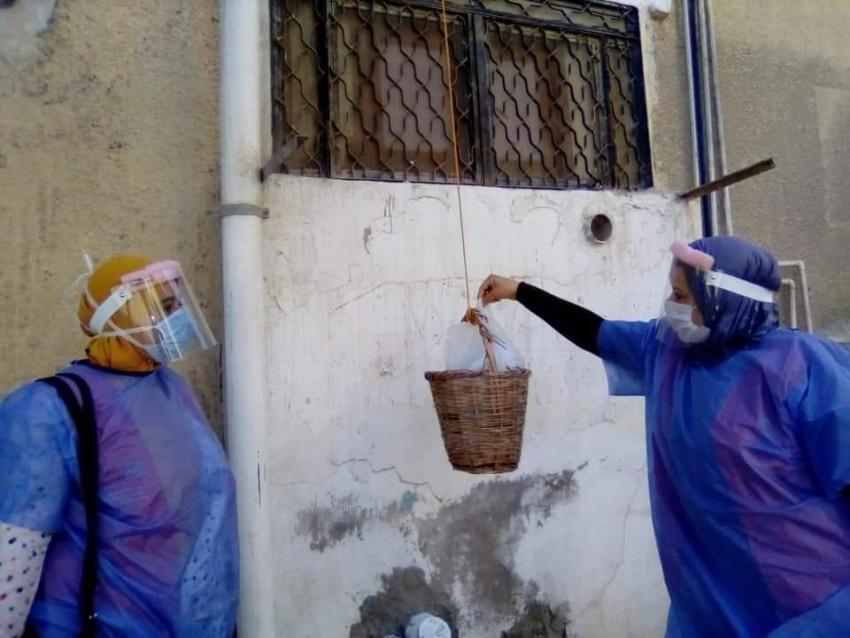 محافظه السويس تبدأ في توصيل حقائب العلاج للمخالطين لحالات العزل المنزلى