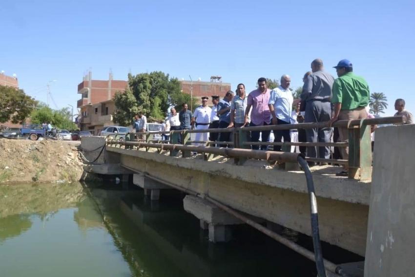 محافظ السويس يشدد علي الانتهاء من تطوير محطة ابو عارف