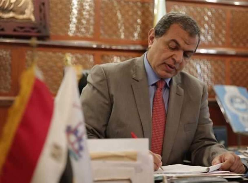 القوي العاملة : غدا..  وصول  3 جثامين مصريين ضحايا انفجار مرفأ بيروت