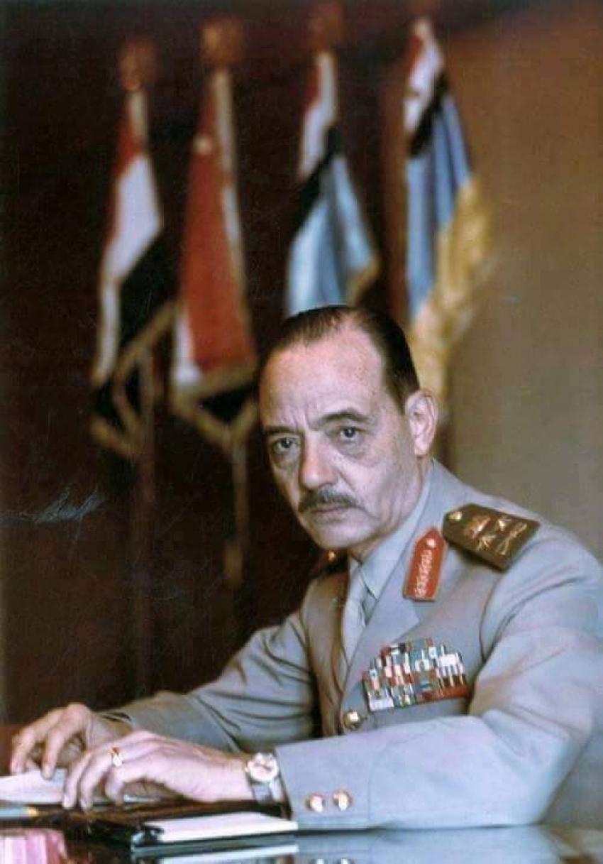 اعرف تاريخك ...!!   محمد عبدالغنى الجمسى .. الجنرال المخيف