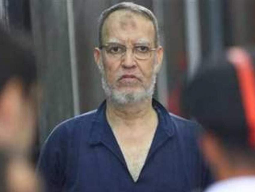 وفاة القيادي الاخواني عصام العريان داخل محبسه في سجن طرة