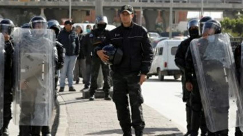 الأمن التونسي يضبط قياديا إخوانيا حرض على العنف والاقتتال