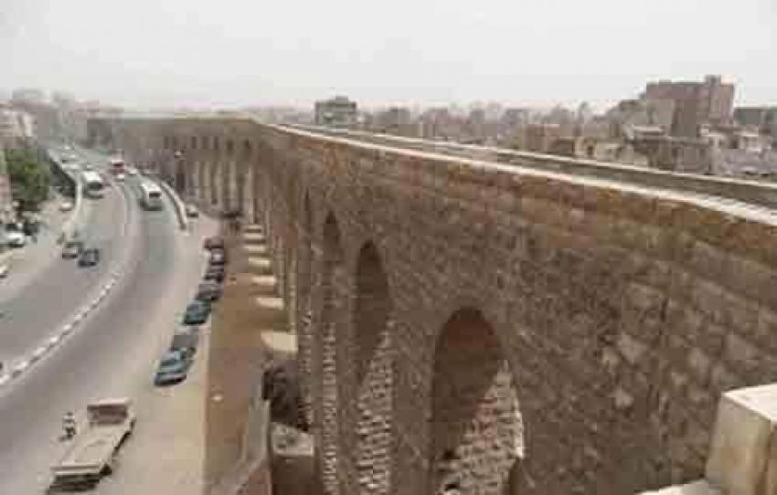 سور مجرى العيون .. و طريقة وصول مياه النيل للقلعة