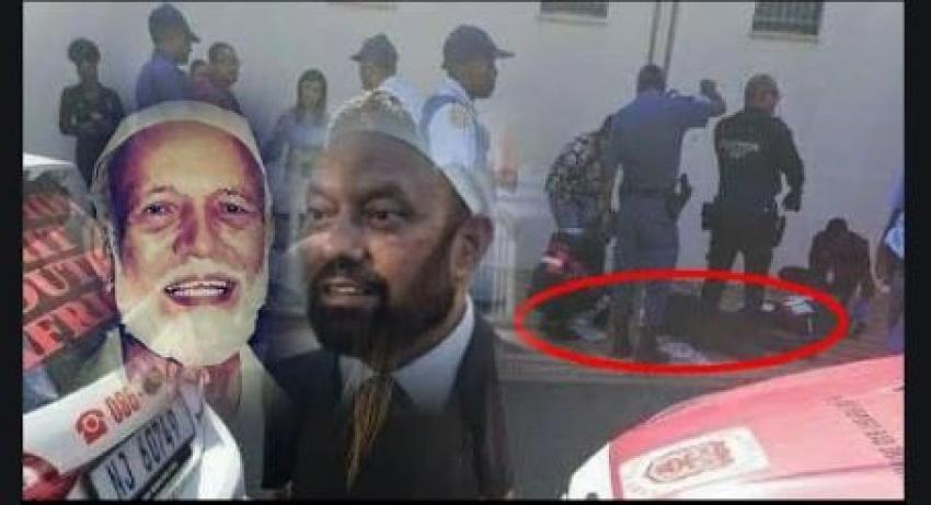 وفاة يوسف أحمد ديدات بعد إصابته بطلق ناري في الرأس