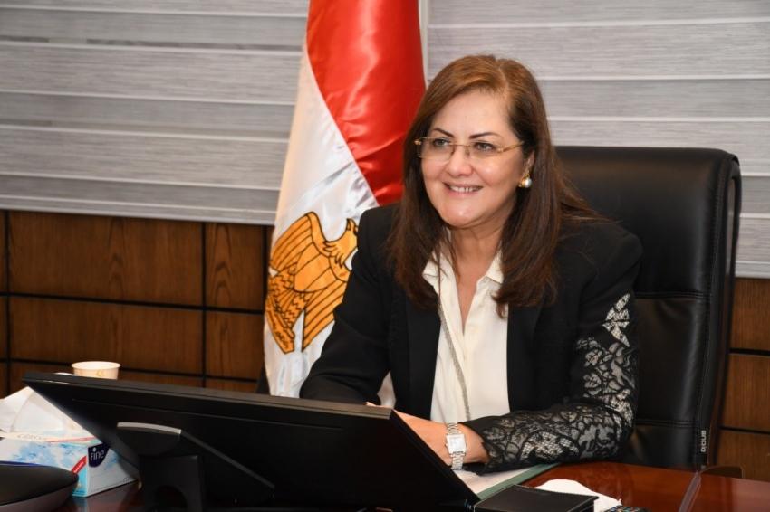 وزيرة التخطيط تشيد بنتائج تقرير منظمة الأمم المتحدة للمرأة وتحقيق مصر المركز الأول فى منطقة الشرق الأوسط