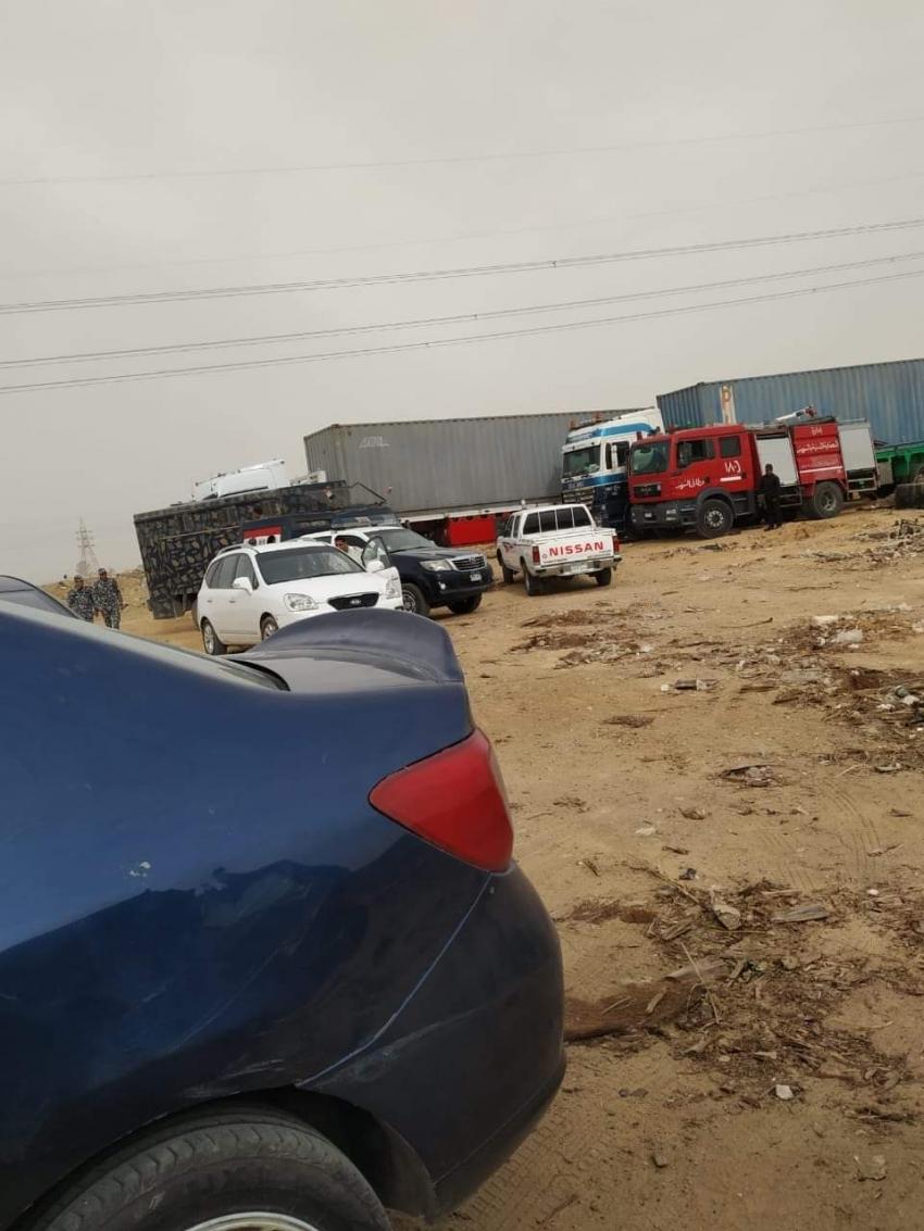 صحة السويس: غلق إداري لبعض الصيدليات وإعدام حاويتين بهم منشطات وترامادول في ميناء الادبية