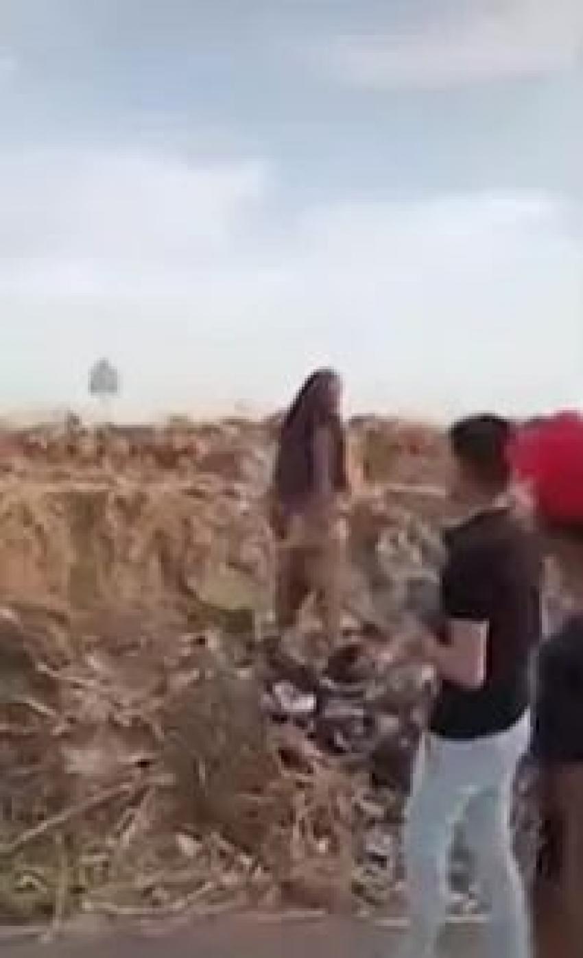 القبض على شخصين فى سوهاج بعد التنمر على مسن معاق وإلقائه داخل ترعة