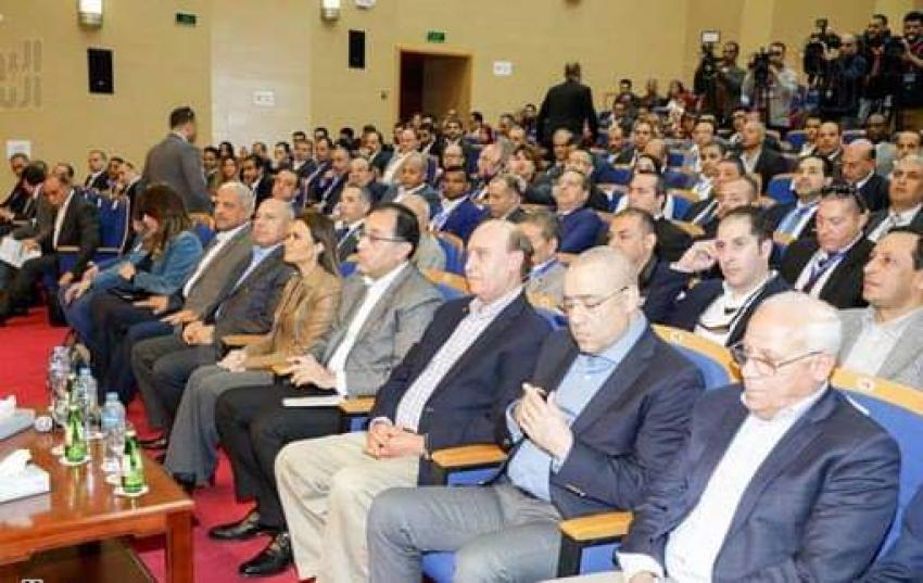 ننشر تفاصيل ٠٠ زيارة رئيس الوزراء لمقر الهيئة العامة للمنطقة الإقتصادية لقناة السويس بالعين السخنة