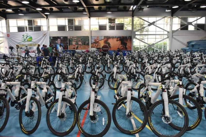 الشباب والرياضة تفتح الحجز على موقعها الإلكتروني ل 1400 دراجة صباح الخميس المقبل