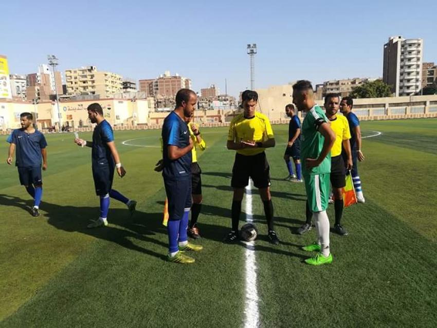تأجيل مباريات الأسبوع السابع بدوري القسم الثالث لأول أكتوبر المقبل
