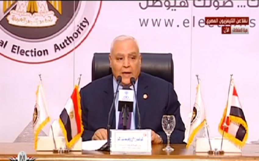 الوطنية للانتخابات: 11 و12 أغسطس موعد انتخابات مجلس الشيوخ بمصر