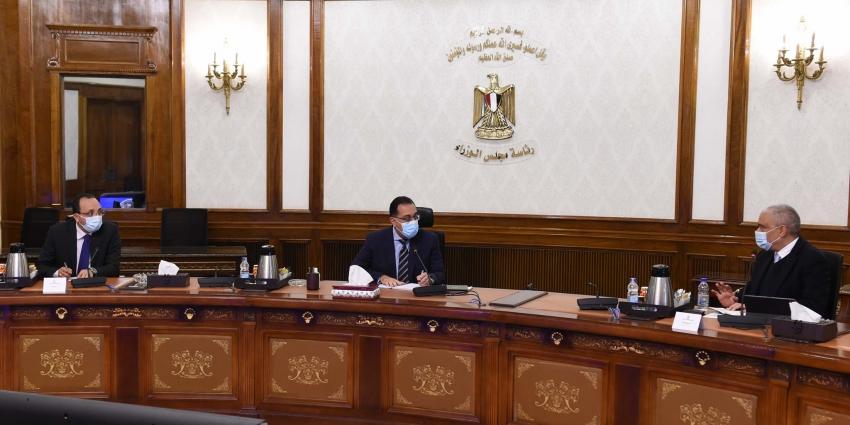 """رئيس الوزراء يلتقي الرئيس التنفيذي لمجموعة """"العربي"""""""